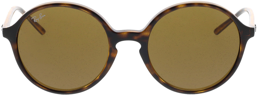 Picture of glasses model Ray-Ban RB4304 710/73 53-20 in angle 0