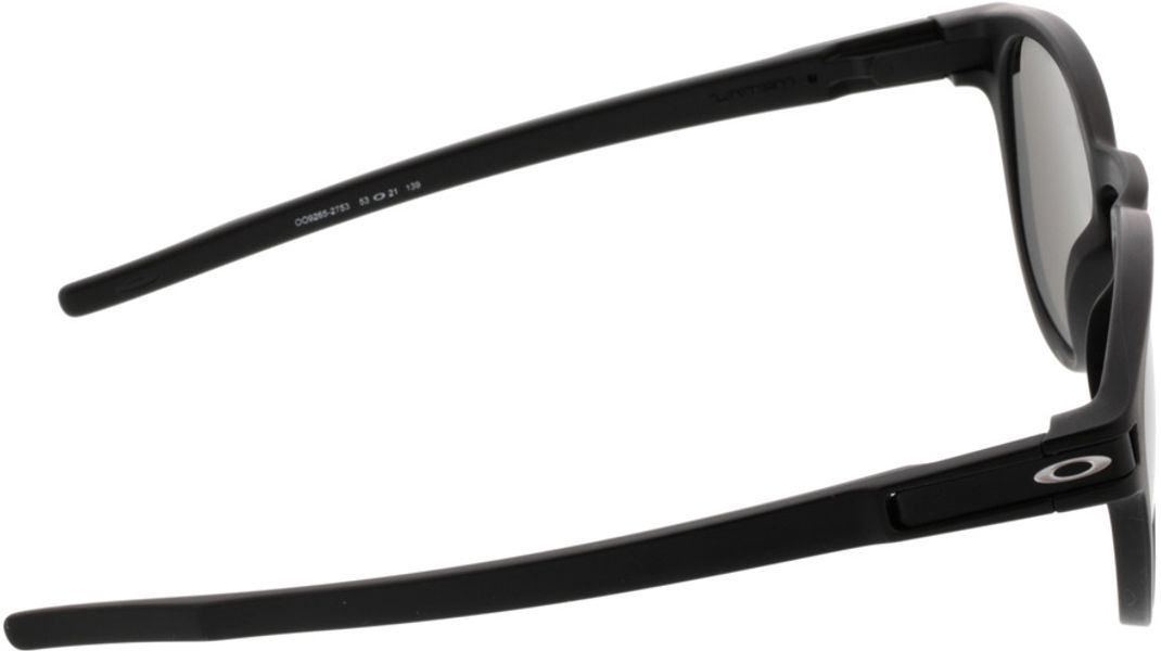 Picture of glasses model Oakley Latch Prizm OO9265 53-21 in angle 90
