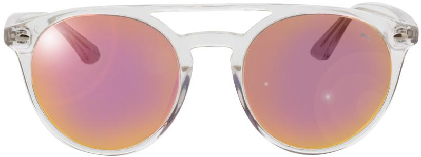 Picture of glasses model Puma PE0078S-002 51-20 in angle 0