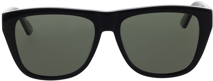 Picture of glasses model Gucci GG0926S-005 57-16 in angle 0