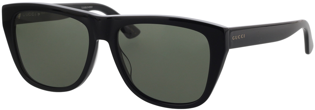 Picture of glasses model Gucci GG0926S-005 57-16 in angle 330