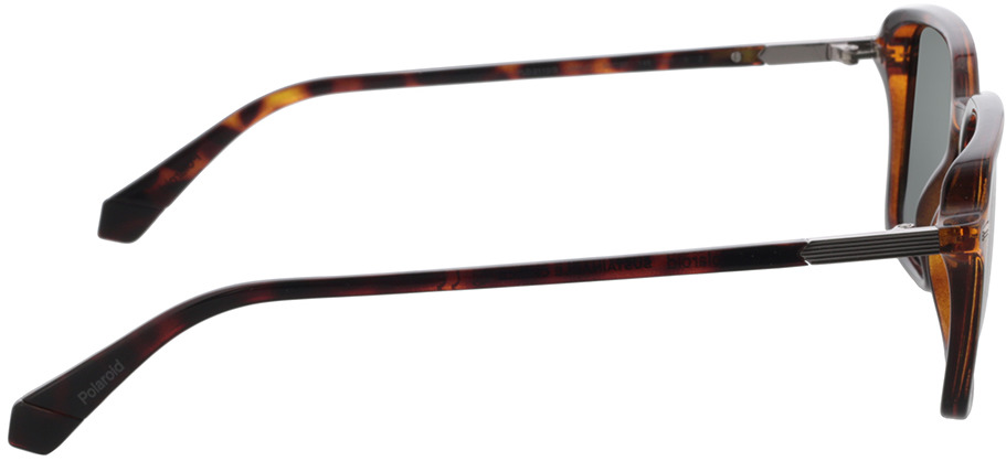 Picture of glasses model Polaroid PLD 2110/S 086 53-20 in angle 90