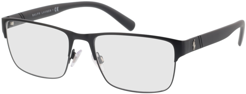 Picture of glasses model Polo Ralph Lauren PH1175 9038 56-18 in angle 330