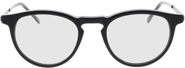 Picture of glasses model Lacoste L2872 001 49-20 in angle 0