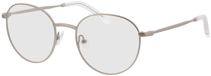 Picture of glasses model Vanda-matt silber in angle 330