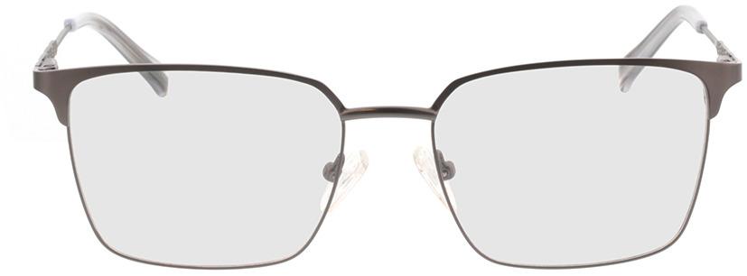 Picture of glasses model Castillo-mate antracite in angle 0