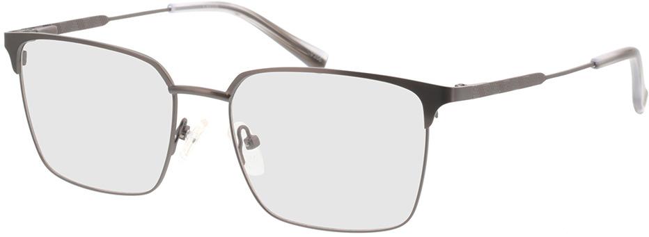 Picture of glasses model Castillo-mate antracite in angle 330