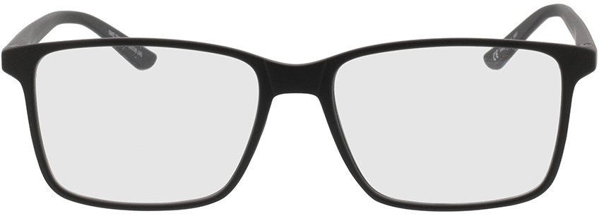 Picture of glasses model Nike 7033 001 55-16 in angle 0