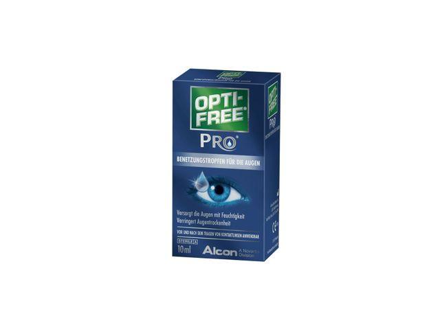 OPTI-FREE PRO Benetzungstropfen 10ml