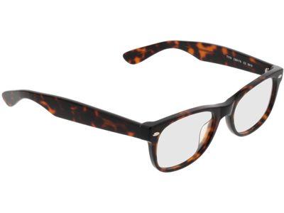 Brille San Fernando-braun-meliert
