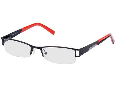 Brille Estepona-schwarz