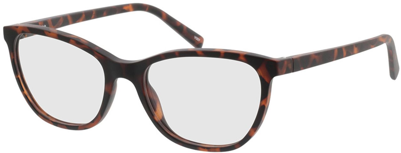 Picture of glasses model Salvia-braun-meliert in angle 330