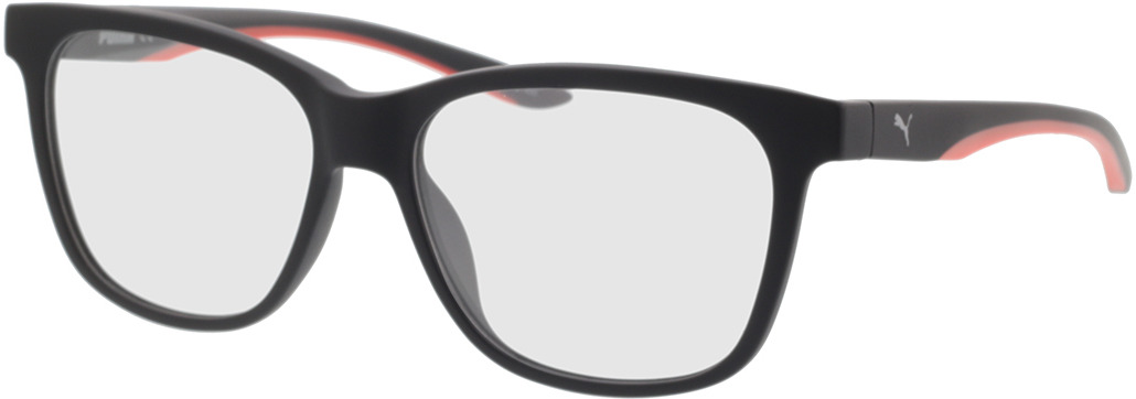 Picture of glasses model Puma PU0208O-006 57-16 in angle 330