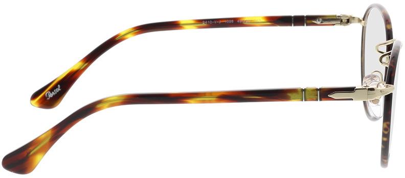 Picture of glasses model Persol PO2410VJ 1098 49-20 in angle 90