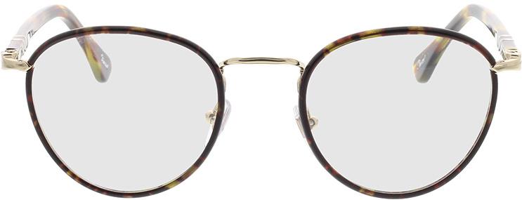Picture of glasses model Persol PO2410VJ 1098 49-20 in angle 0