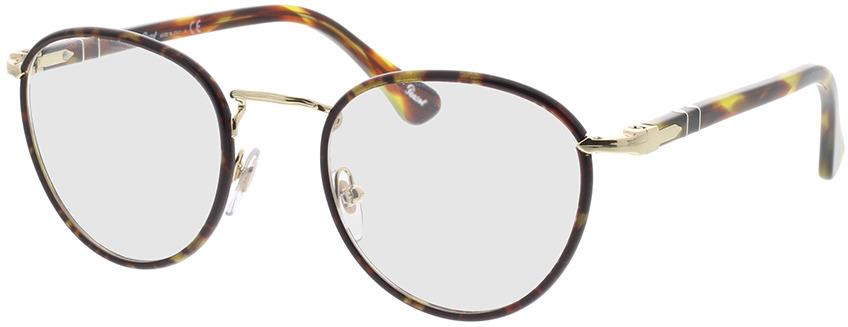 Picture of glasses model Persol PO2410VJ 1098 49-20 in angle 330