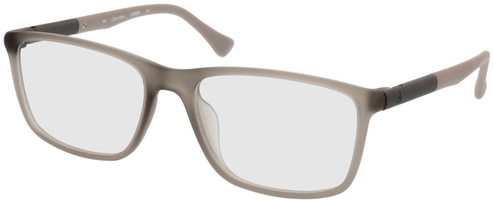 Picture of glasses model Calvin Klein CK5864 041 54-17 in angle 330
