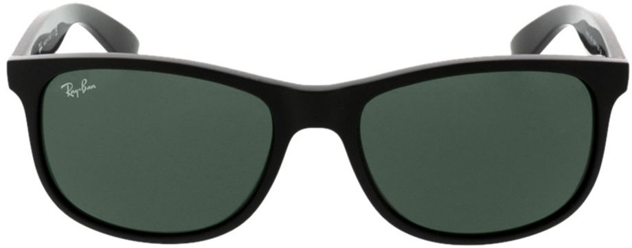 Picture of glasses model Ray-Ban Andy RB4202 606971 55-17 in angle 0
