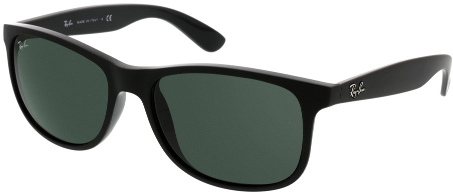 Picture of glasses model Ray-Ban Andy RB4202 606971 55-17
