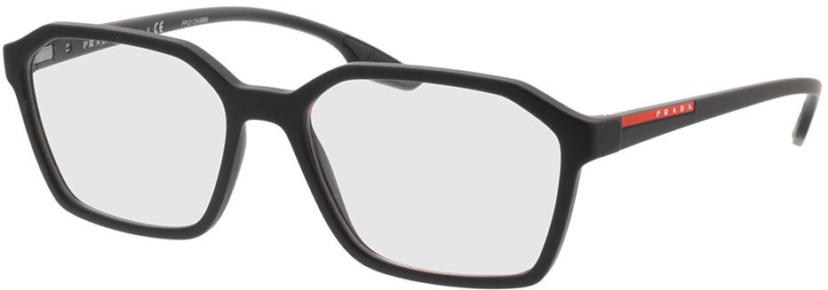 Picture of glasses model Prada Linea Rossa PS 02MV DG01O1 55-17 in angle 330