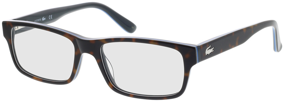 Picture of glasses model Lacoste L2705 215 53-17 in angle 330