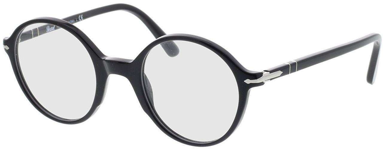 Picture of glasses model Persol PO3249V 95 47-22 in angle 330
