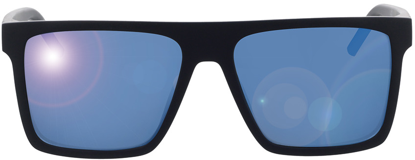 Picture of glasses model Hugo HG 1149/S FLL 57-17 in angle 0