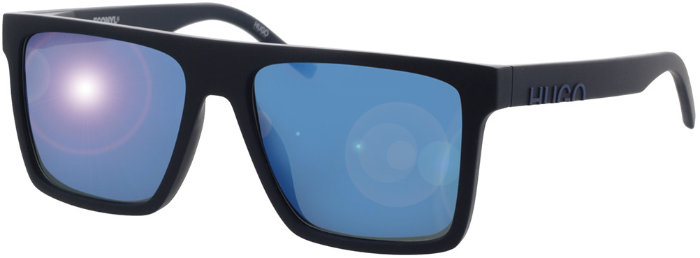 Picture of glasses model Hugo HG 1149/S FLL 57-17 in angle 330