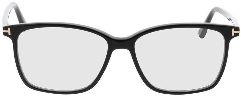 Picture of glasses model Tom Ford FT5478-B 001 in angle 0