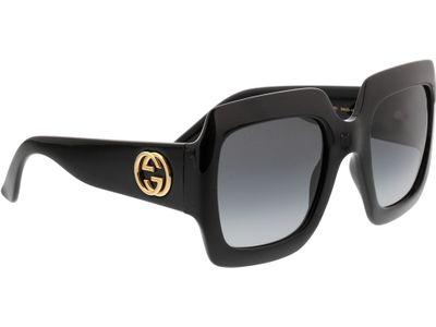 Brille Gucci GG0053S 001 54-25