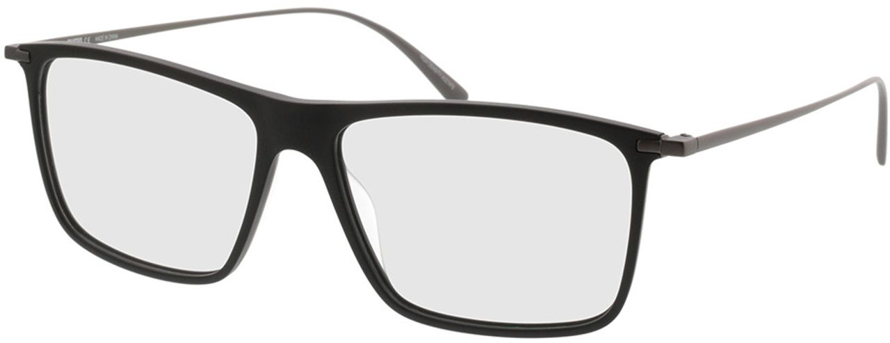 Picture of glasses model Puma PU0140O 001 57-16 in angle 330