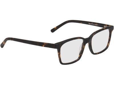 Brille Dover-braun-meliert