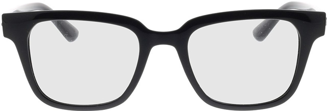 Picture of glasses model Ray-Ban RX4323V 2000 51-20 in angle 0