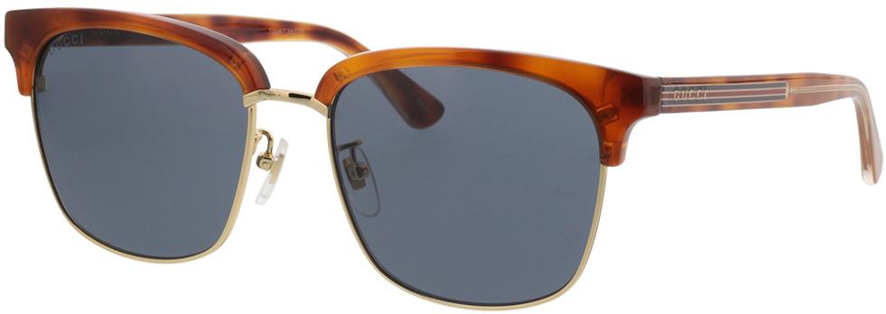 Picture of glasses model Gucci GG0382S-005 56-18