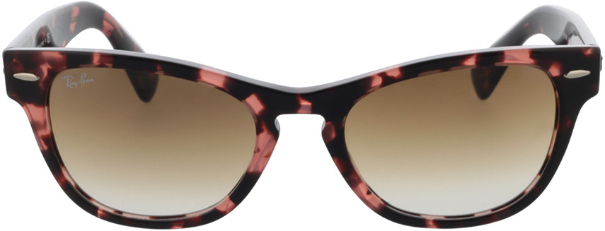 Picture of glasses model Ray-Ban RB2201 133451 54-20 in angle 0