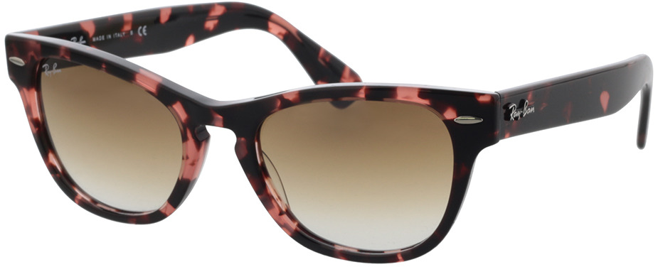 Picture of glasses model Ray-Ban RB2201 133451 54-20 in angle 330