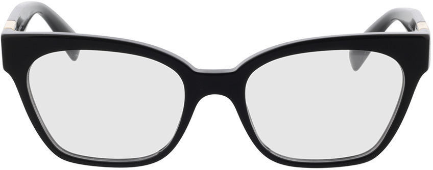 Picture of glasses model Versace VE3294 GB1 53-18 in angle 0
