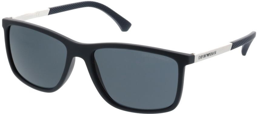 Picture of glasses model Emporio Armani EA4058 547487 58 17