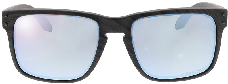 Picture of glasses model Oakley Holbrook OO9102 J9 55-18 in angle 0