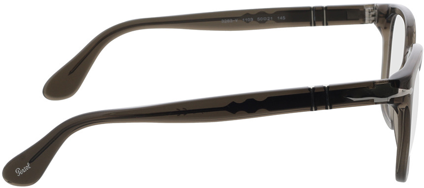 Picture of glasses model Persol PO3263V 1103 50 in angle 90