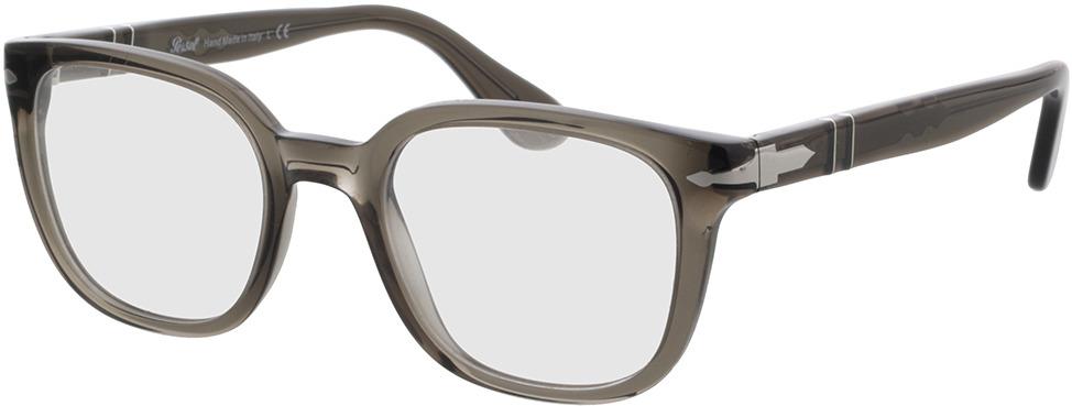 Picture of glasses model Persol PO3263V 1103 50 in angle 330