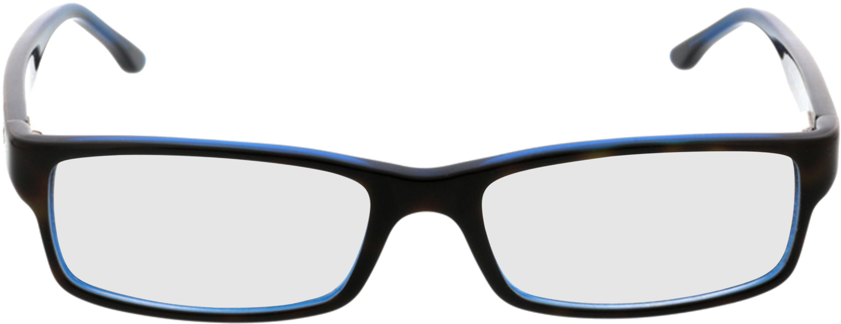 Picture of glasses model Ray-Ban RX5114 5064 52-16 in angle 0
