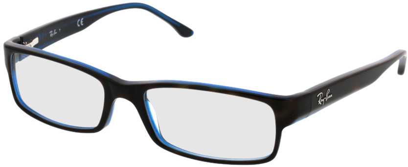 Picture of glasses model Ray-Ban RX5114 5064 52-16 in angle 330
