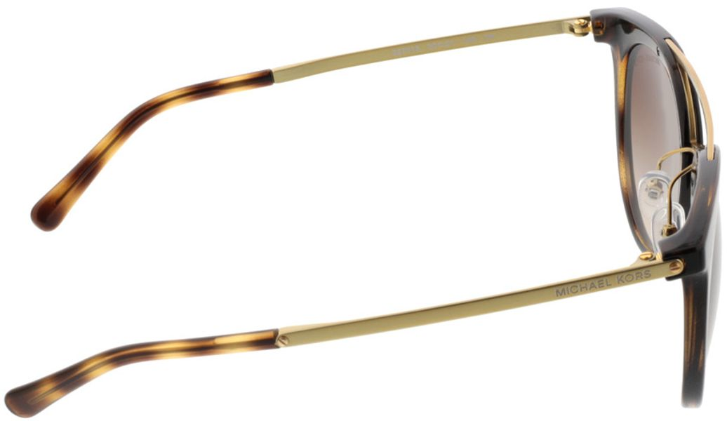 Picture of glasses model Michael Kors Ila MK2056 327013 50-21 in angle 90
