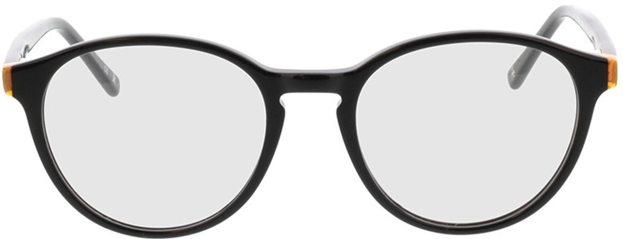 Picture of glasses model Quinto-schwarz in angle 0
