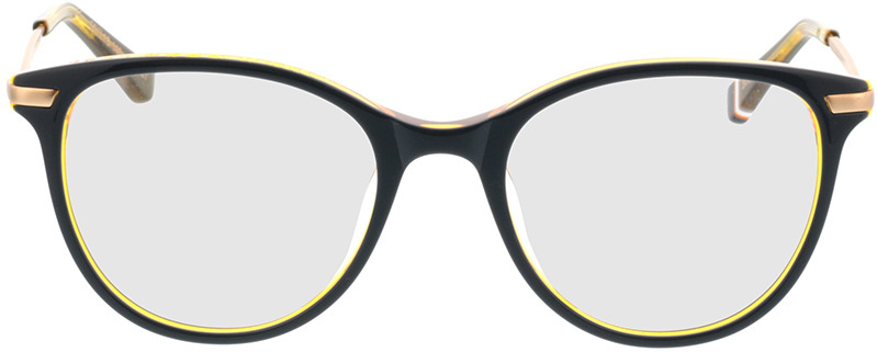 Picture of glasses model Superdry SDO Shika 107 blauw/gelb 50-18 in angle 0