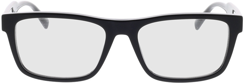 Picture of glasses model Versace VE3277 GB1 55-17 in angle 0