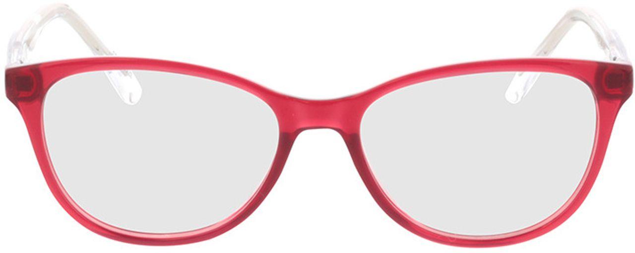 Picture of glasses model Puma PJ0018O-004 48-15 in angle 0