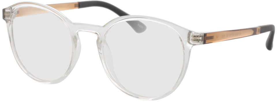 Picture of glasses model Toro-transparent in angle 330
