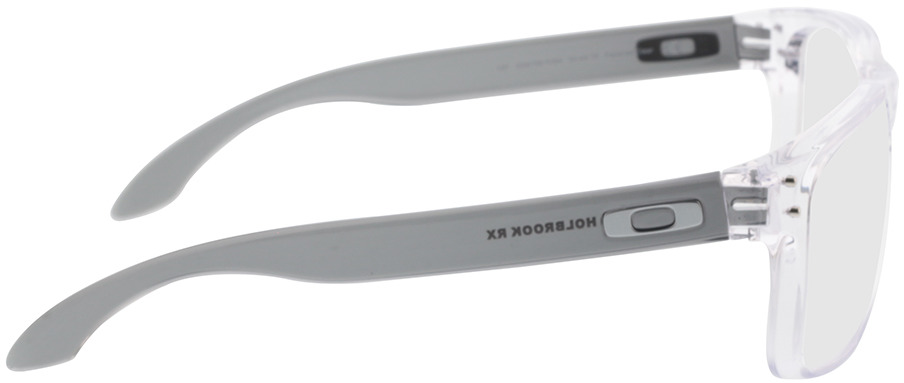 Picture of glasses model Oakley Holbrook RX OX8156 815603 54-18 in angle 90